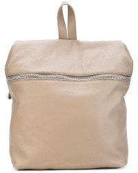 Eleventy Horizontal Front Zip Backpack