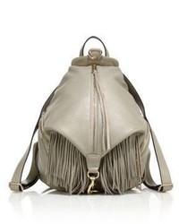 Rebecca Minkoff Julian Fringe Leather Backpack