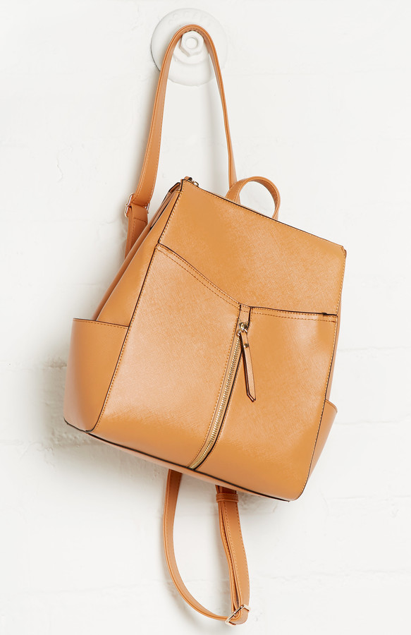 tan leather backpacks Backpack Tools