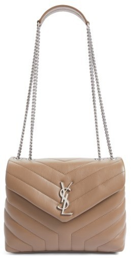 ... Saint Laurent Small Loulou Matelasse Leather Shoulder Bag ... 688ad6dff4f8e