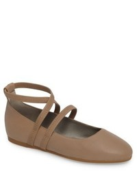 Eileen Fisher Joe Strappy Ballet Flat