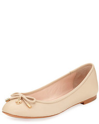New york willa classic leather ballet flat medium 4123263