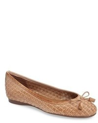 French Sole Vogue Ballet Flat