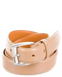 Ralph Lauren Collection Leather Buckle Belt