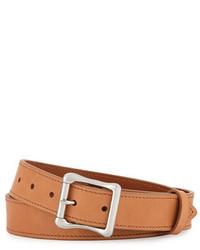Double bar roller leather belt medium 705033