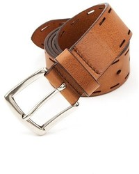 Trafalgar Hampton Leather Belt