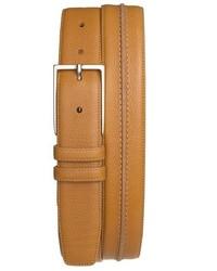 Mezlan Lipari Leather Belt