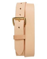 Tanner Goods Standard Leather Belt