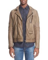 Belstaff Beckenham Leather Moto Jacket