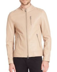 Mackage Leather Moto Jacket