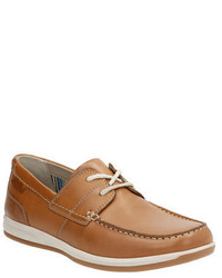 Clarks Falston Leather Loafers