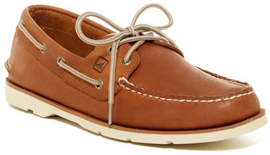 Sperry Leeward 2 Eye Boat Shoe Wide Width Available | Where to buy ...
