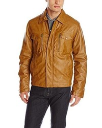 Izod Faux Leather Jacket