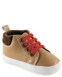 Baby Vision Babyvision Luvable Friendstm High Top Boot In Tan