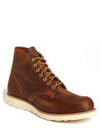 Red Wing Shoes Red Wing Round Toe Boot