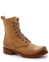 Frye Veronica Combat Mid Calf Boots