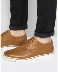 Brogues tan leather medium 3706508