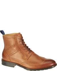 Dresden wing tip ankle boot medium 371712