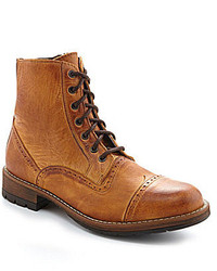 Steve Madden Nathen Lace Up Boots