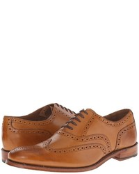 Grenson Dylan Lace Up Wing Tip Shoes