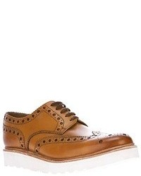 Grenson Archie V Lace Up Brogue