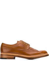 Grenson Sid Wooden Brogues