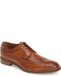 Johnston & Murphy Conard Longwing Spectator Shoe