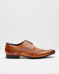 Ted Baker Leather Derby Brogue