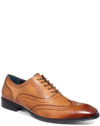 Alfani Murphy Wing Tip Lace Up Shoes