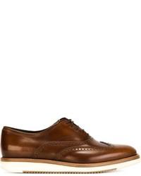Salvatore Ferragamo Love Derby Shoes