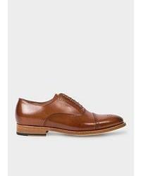 Tan leather bertie brogues medium 6990530