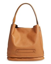 Longchamp 3d Leather Hobo