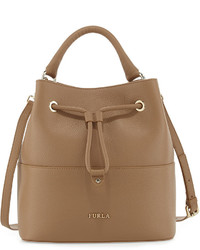 Furla Brooklyn Drawstring Bucket Bag