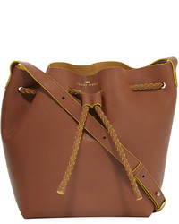 Elaine Turner Designs Elaine Turner The Reserve Leather Bucket Bag Camel