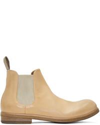 Beige zucca media chelsea boots medium 1125522