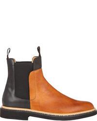Maison Martin Margiela Bi Color Chelsea Boots