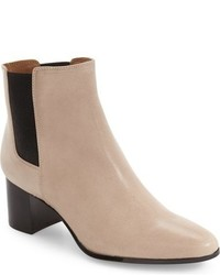 Calvin Klein Felda Block Heel Chelsea Boot