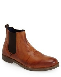 Dune London Canteen Leather Chelsea Boot