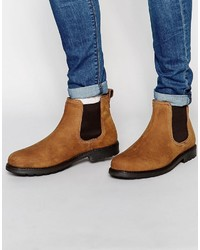 Leather chelsea boots medium 737402