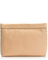 J.Crew Leather Clutch