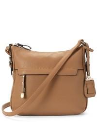 La Diva Buckle Crossbody Bag