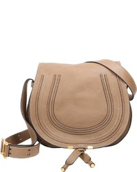chloie bags - Chlo�� Marcie Crossbody Saddle Bag Brown | Where to buy & how to wear