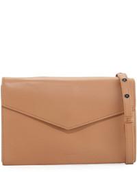 Steven Alan Easton Envelope Crossbody Bag Tan