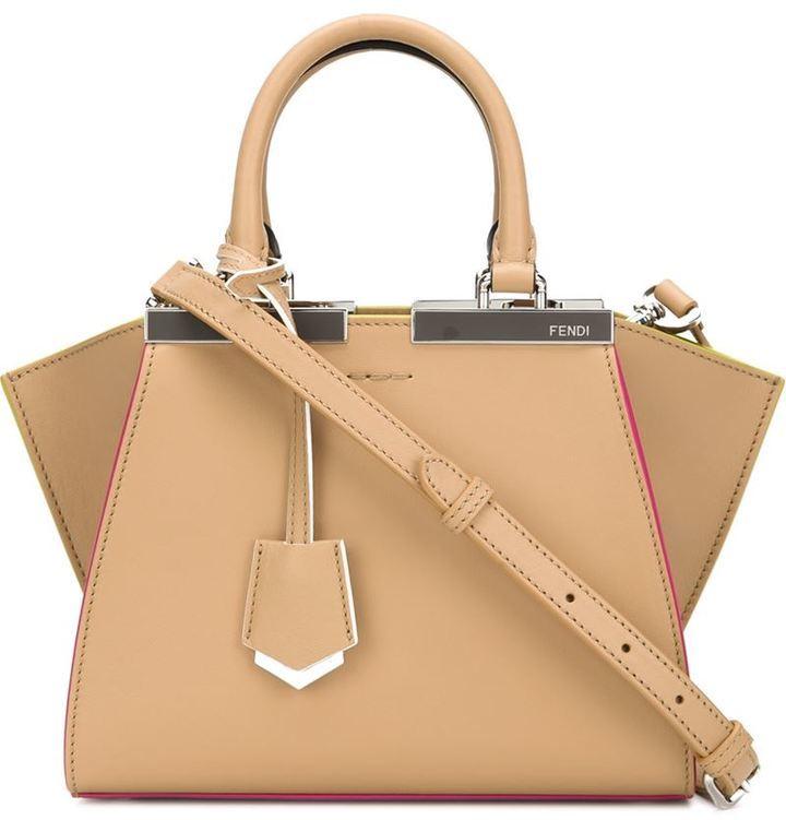 82c99fcc0bfd Fendi Mini 3jours Crossbody Bag