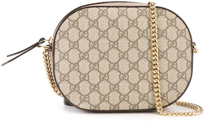 897b1a0e0 Gucci Arabesque Gg Supreme Crossbody Bag, $837 | farfetch.com ...