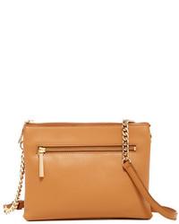 Halogen Haloge Leather Crossbody Bag