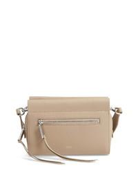 BOSS Katlin Leather Crossbody Bag