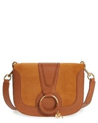 See by Chloe Medium Hana Leather Satchel