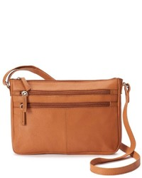 Rr Leather East West Crossbody Bag