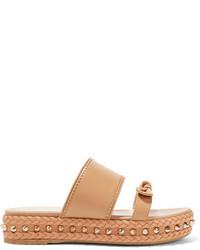 Hackney studded leather espadrille sandals medium 5172664